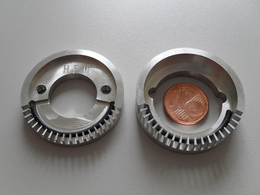 CNC-Nutenziehen